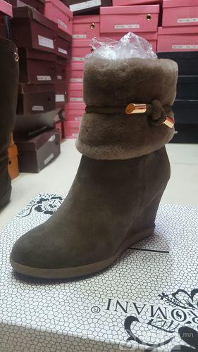 Эмэгтэй элгэн хар бор гутал