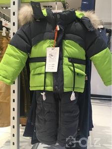 Өвлийн хос куртик