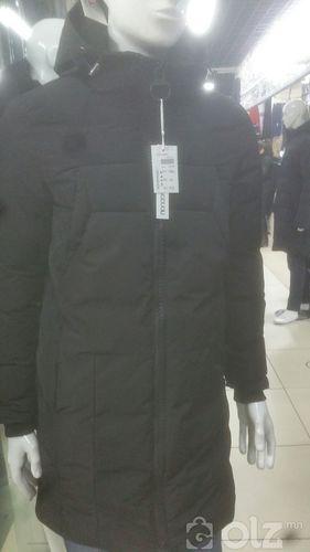 эрэгтэй урт куртка