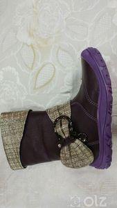 Нэхий дотортой арьсан гутал