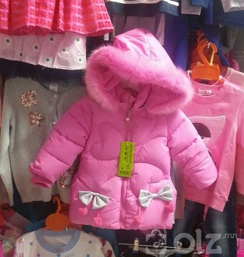 эмэгтэй өвлийн куртик