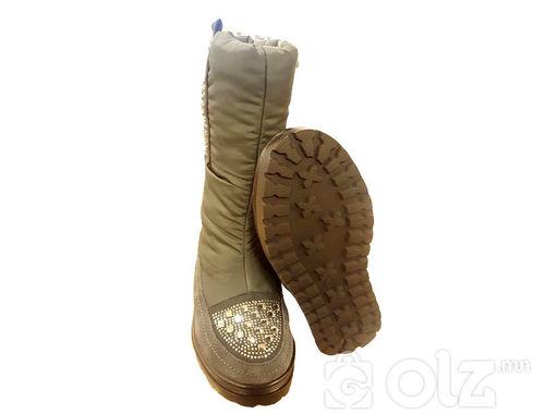 Охид дулаахан цасны гутал