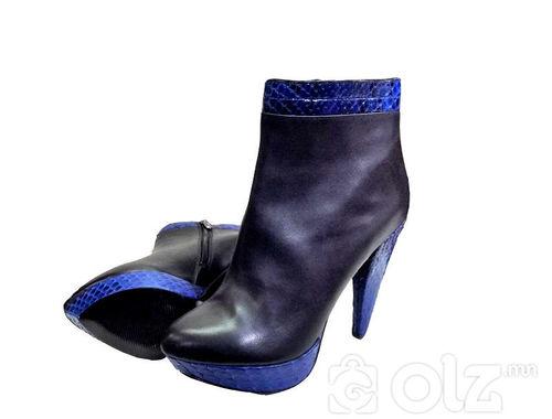 Sashaa fabiana арьсан өсгийтэй гутал 70% ХЯМДАРЛАА