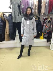 Эмэгтэй куртика
