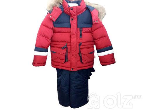хүүхдийн дулаахан куртка