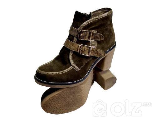 Sashaa fabiana өсгийтэй гутал 70% ХЯМДАРЛАА
