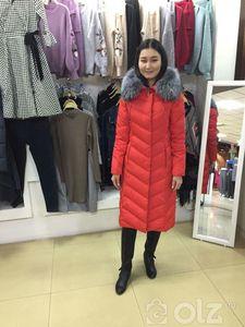 Эмэгтэй урт куртика 42raz
