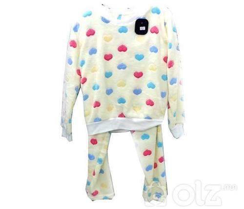 Хүүхдийн унтлагын хувцас