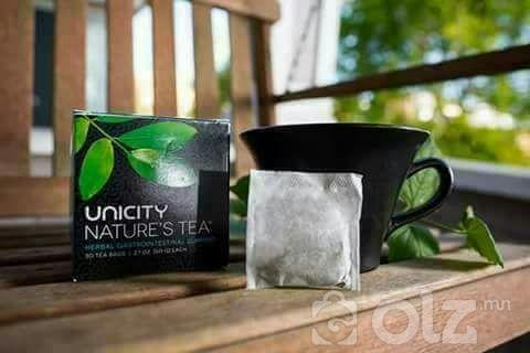 Unicity Nature's tea-Байгалийн цай өтгөн хаталт баяртай гэх цаг нь болсон.