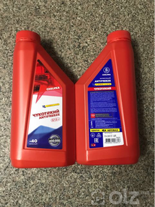 улаан antifreeze 1 liter