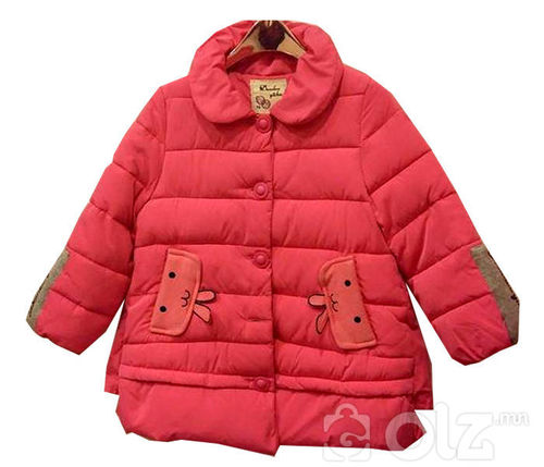 Охидын дулаахан куртка