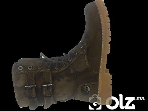 Өвлийн чанартай дулаан гутал
