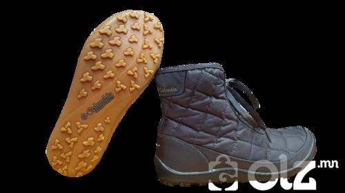 Өвлийн чанартай гутал