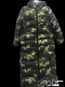 Урт өвлийн куртик