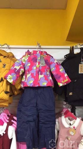 Дулаан 2 хос куртик