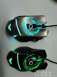 GAME MOUSE, RIVAL 100