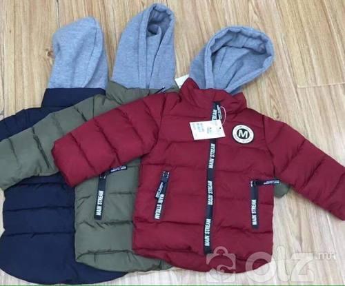 Хөвгүүдийн куртик