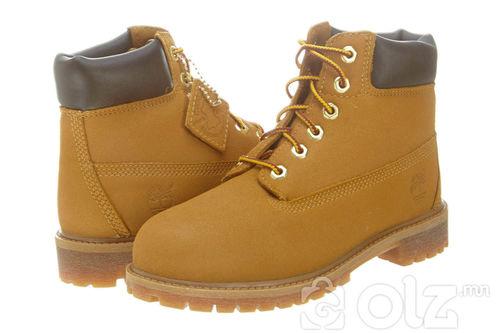TIMBERLAND 6 inch premium kids boot