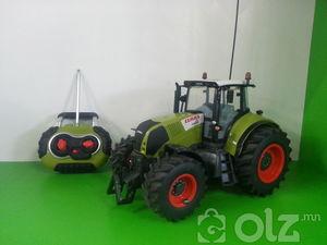 Удирдлагатай трактор