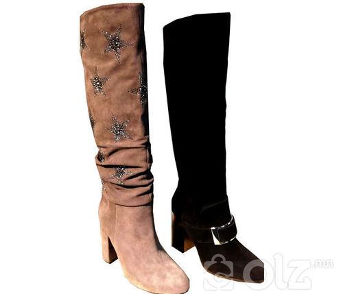 Эмэгтэй элэгэн гутал