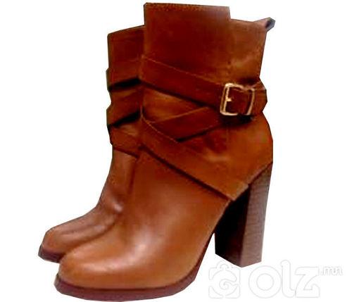 Түрийтэй арьсан гутал