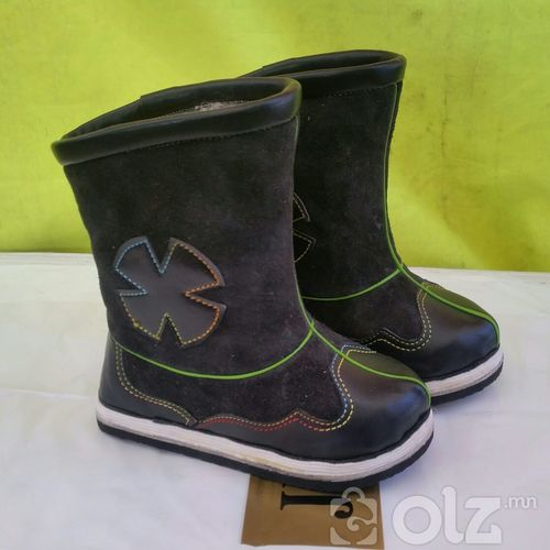 нэхий гутал