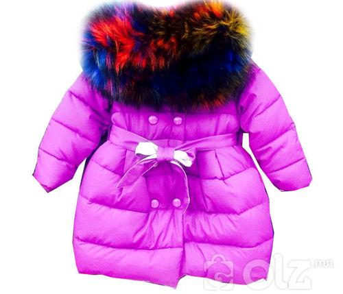 Охид дулаахан бойтог куртка