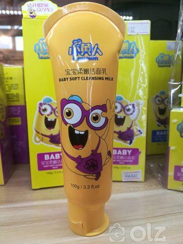Хүүхдийн нүүрний шингэн саван 100g