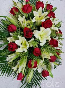 Цэцгэн сарнай