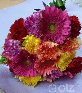 Цэцэгийн баглаа