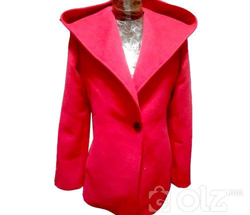 Эмэгтэй сурагч пальто