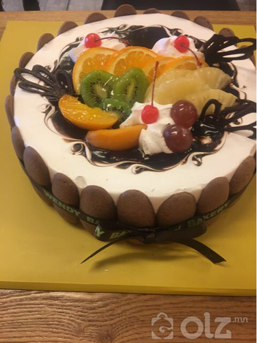 Cookie торт