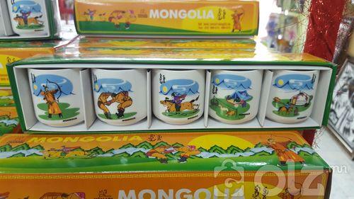 Монгол хундага