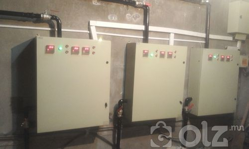 Дэлгэрэх цахилгаан халаалтын тогоо 1500 м2
