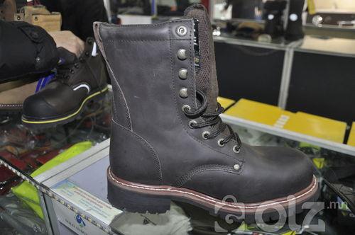 Евро Star хамгаалалттай ажлын гутал