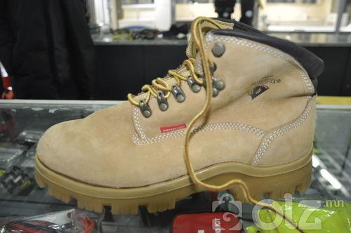 Хамгаалалттай арьсан гутал