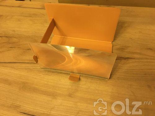 Утасны дэлгэц томруулан харах 3D хавтас