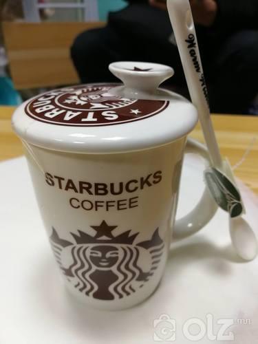 Starbucks coffee-аяга