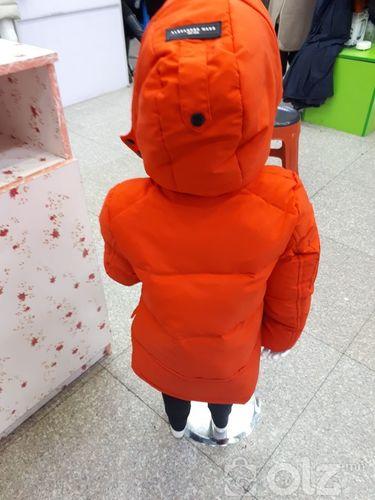 эрэгтэй хүүхдийн сөдөн куртик