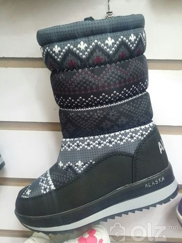 Өвлийн цасны гутал