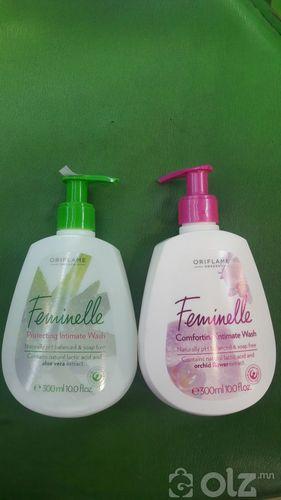 эмэгтэйчүүдийн шингэн саван