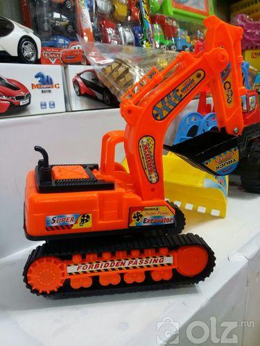 Тоглоомон трактор
