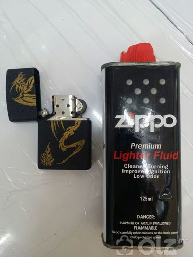 Zippo шингэнтэйгээ