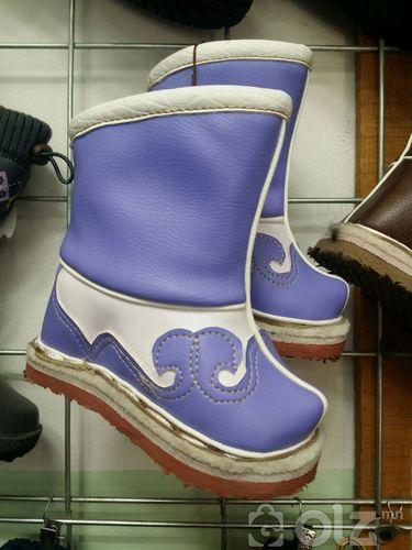 Хүүхдийн буриад гутал