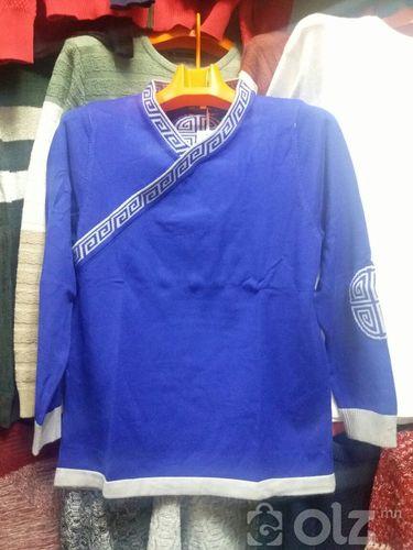 Эр Монгол энгэртэй цамц