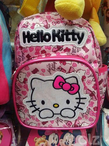Hello Kitty үүргэвч