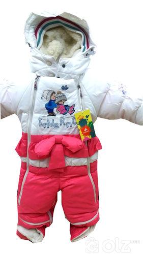 комбизон куртик