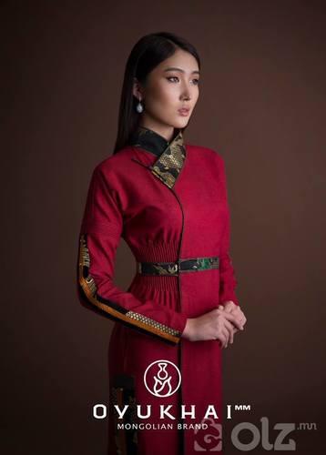 Монгол брэнд