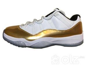 AIR JORDAN XI RETRO GOLD