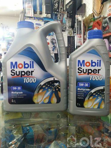 Mobil моторын тос